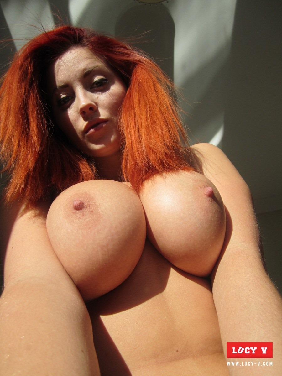 Happens. can Redhead lucy nude agree, your