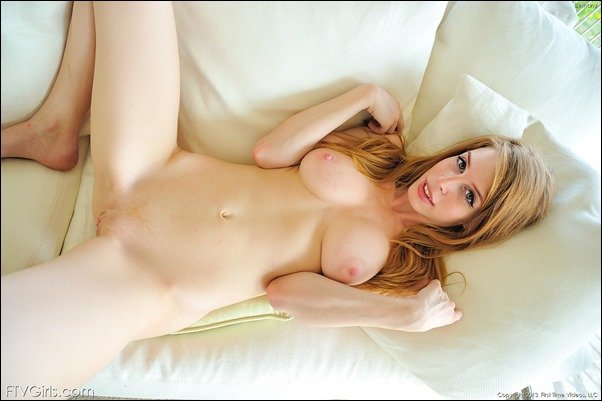 from Samson redhead bethany with nude