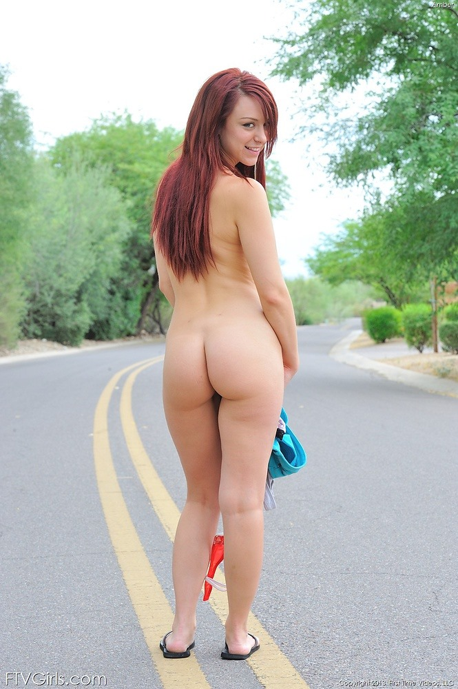 Ftv girls naked on the streets for that