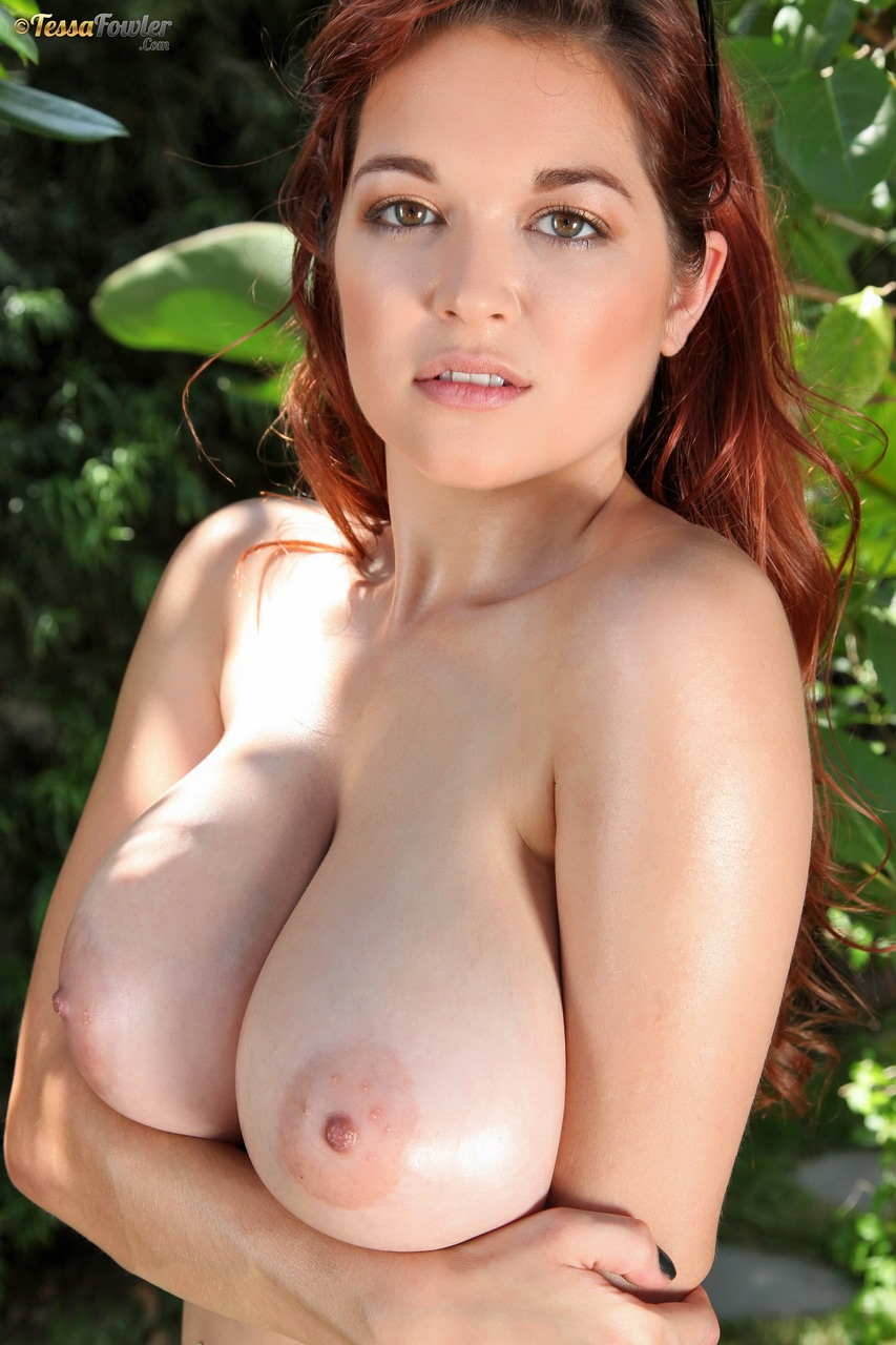 That big tit redhead tessa fowler