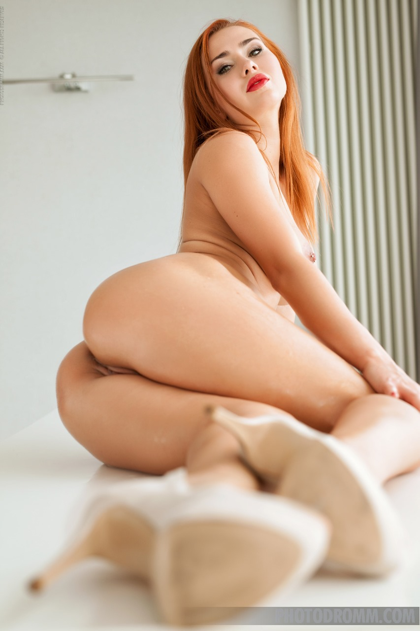 That redhead erotic